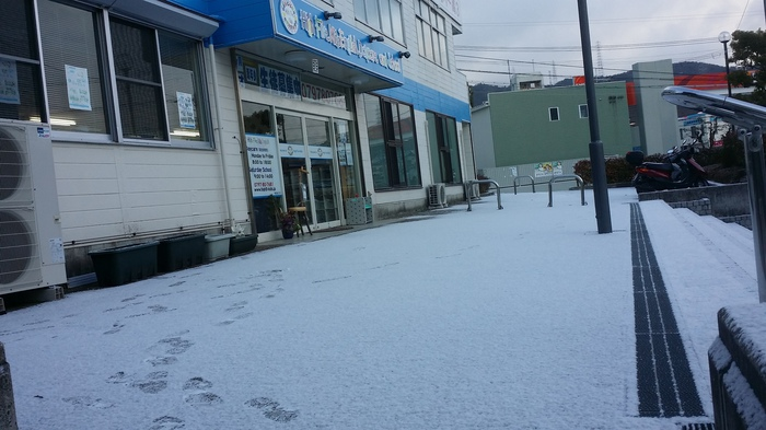 Snow at Hi5